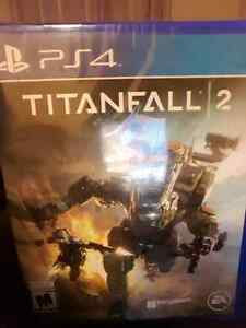Titanfall 2 for ps4 Brand New Sealed