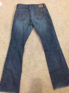 Mavi low rise jeans size 30 waist