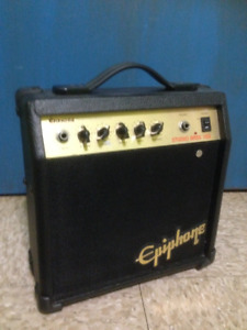 Epiphone practise bass amp