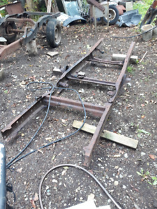 CHEVY S-10 and  FORD F-150   TRUCK FRAMES