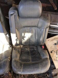 99-06 Chevrolet leather seats