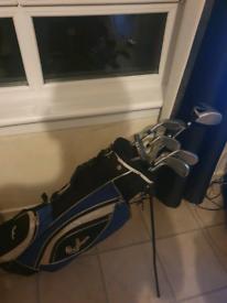 Starter full golf set