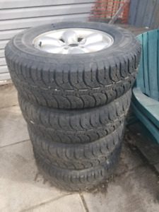 245/70 r16 old dakota rims (6 stud)