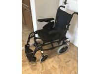 INVACARE ACTION 2 WHEELCHAIR (CAN DELIVER)
