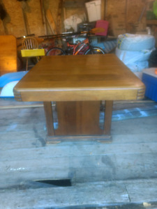 Antique walnut table REDUCED