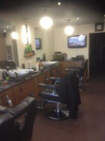 Barber required (leith)
