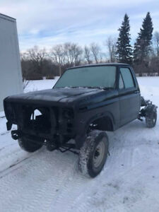 1982 Ford F250 parts truck 80 81 82 83 84 85 96