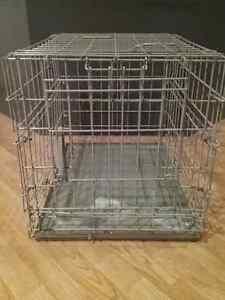 Cage pour chiens (ou autre animal de petite taille)