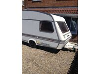 Compass shadow two berth caravan