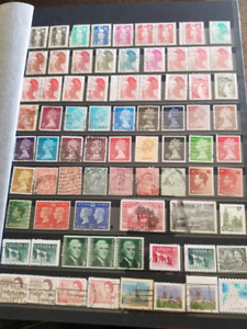 Stamps / Timbres