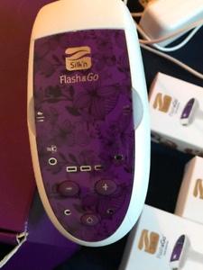 Flash&Go Laser Hair Removal