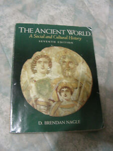 The Ancient World - A Social and Cultural History