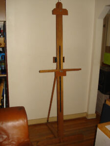 Easel for Professional Artists