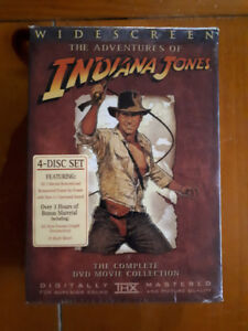 The Adventures of Indiana Jones: The Complete DVD Collection