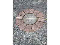 Decorative Paving/ Circle/ Patio