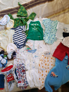 Baby clothes NB-12M