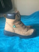 Work boots size 9.5 men's