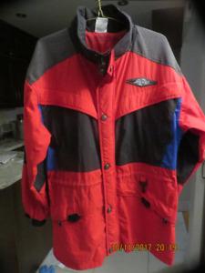 NEW 'BROOKS' Man's  light wind-water-proof jacket, LARGE
