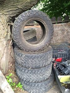 """Newer 18"""" Nitto trail grapplers"""