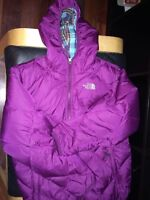 The North Face Girls Large (11-13) Reversible Moondoggy Jacket