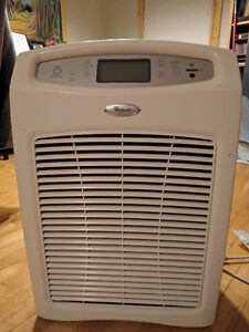 Whirlpool whispure air filter