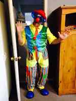 Clown For Rent