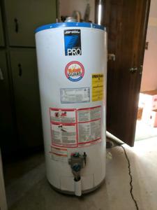 40 gallon gas water heater