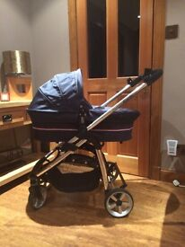 iCandy Cherry Stroller with Carry Cot Limited Edition
