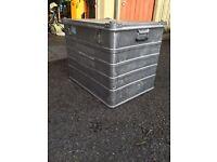 Large Aluminium Storage case