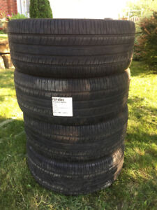 255/50/20 Goodyear Eagle Tires