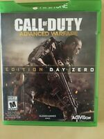 Call of duty: Advanced Warfare Xbox one 35$