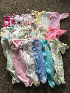 Baby girl size 0-3, 3M