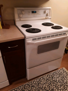 Whirlpool accubake system stove
