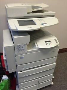 IBM / Lexmark copier for parts Kitchener / Waterloo Kitchener Area image 3