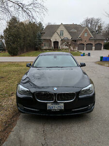2011 BMW 528i with BMW Certified Series Warranty and More