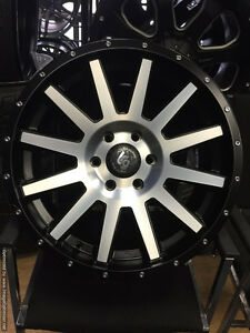 20 inch LRG Offroad Wheels -- 20x9 éé 6x5.5 -- CLEARANCE PRICED