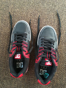 DC shoes worn once!