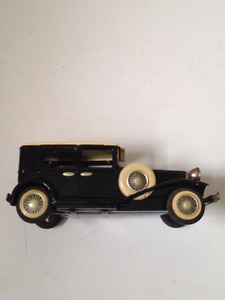 Vintage Antique Tin Toy Car