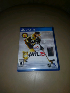 NHL 2015 for Sale or Trade