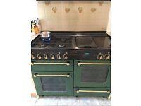Range master 110 range cooker