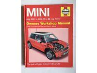 Haynes Manual for Mini