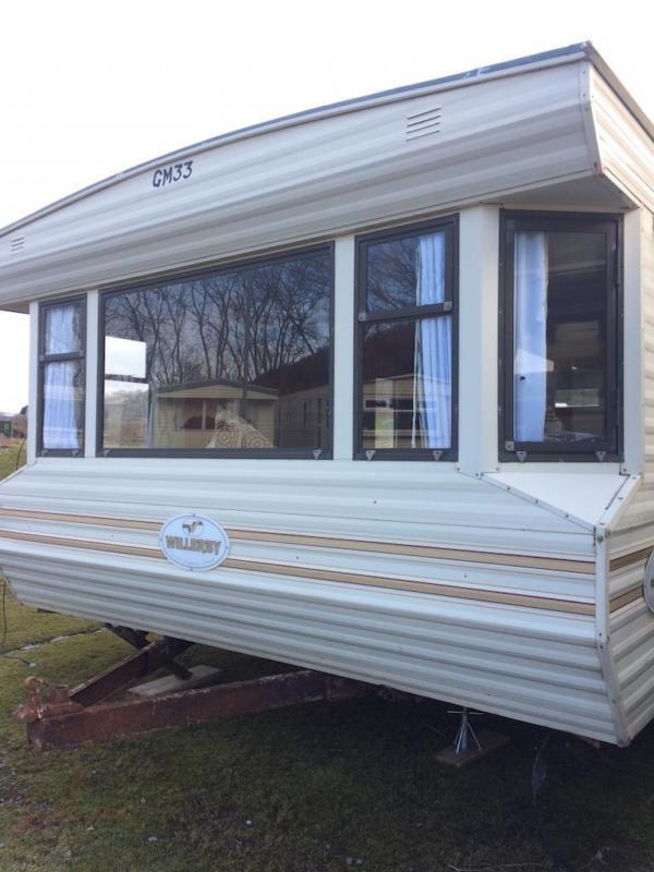 OFF SITE STATIC CARAVAN FOR SALE- 4 BEDROOMS!!