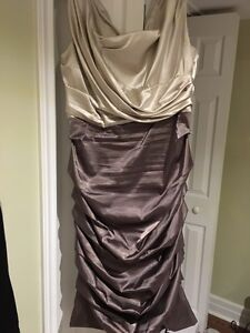 COCKTAIL DRESS SIZE 16