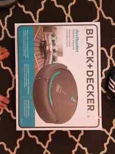 Black and decker robot vacuum