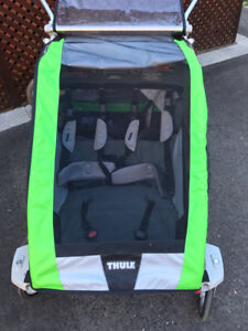 Thule Chariot Cheetah Double stroller