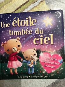 Livre bébé:Une étoile tombe du ciel