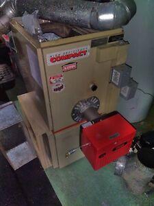 High efficiency oil furnace kijiji free classifieds in for Oil furnace motor cost
