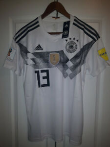 Muller - Germany - White - Large and XL - New