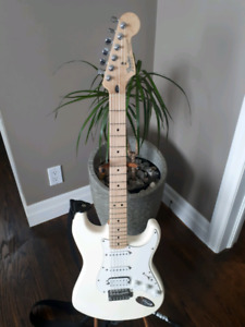 Mexican Stratocaster Guitar