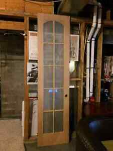 1 Single FrenchDoor - 8 Ft Tall Single French Door - Custom Made